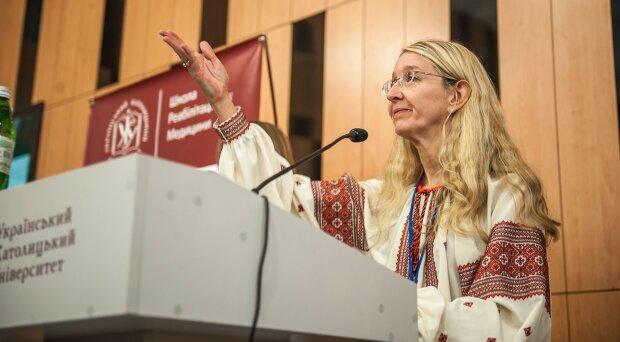 Уляна Супрун министр здравоохранения Украины