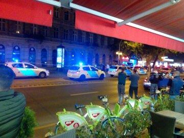 У Будапешті пролунав вибух: є постраждалі (відео)