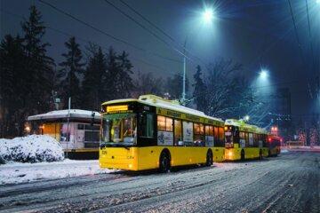 У новорічну ніч у Львові курсуватиме громадський транспорт: чого чекати львів'янам