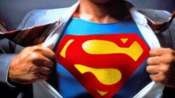 Супермен супергерои