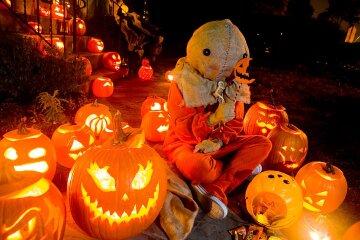 Крутые идеи на хэллоуин