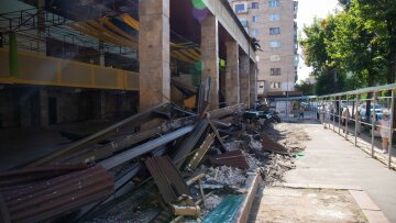 Загальне незадоволення ситуацією в цьому районі дійшло апогею, - речниця «Зберегти Квіти України» про руйнування історичних будівель