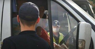маршрутка карантин транспорт водитель полиция штраф