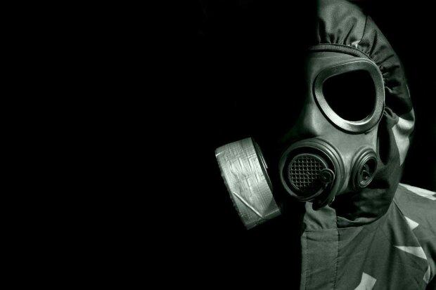 противогаз-радиация