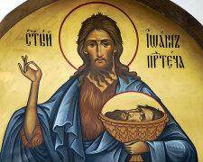 Усекновение главы Иоанна Предтечи: что нельзя делать в этот день