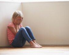 дети, страх, одиночество