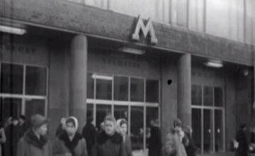 В сети появились архивные кадры из киевского метро: как выглядела подземка сразу после открытия