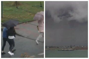 Дощі, сильний вітер і не тільки: негода обрушиться на Одесу, названа дата