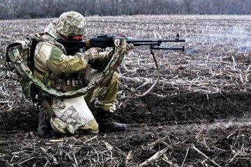 ВСУ, война, АТО, Донбасс, автомат