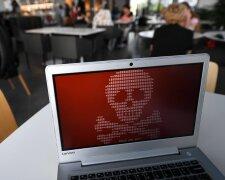 вирус баг вредоносное по ноутбук ноут комп компьютер