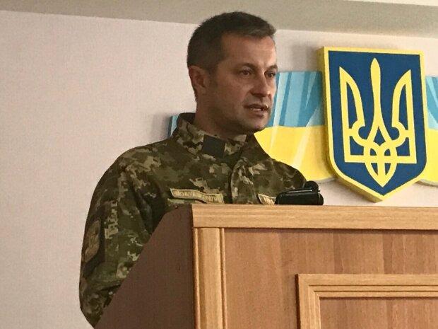 Новий військовий прокурор сил АТО: що про нього відомо (фото, відео)