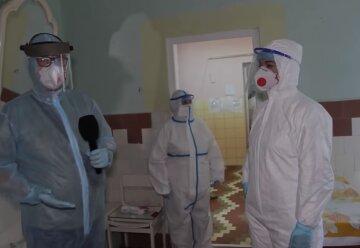 """В больнице, где """"лечат"""" пациентов с вирусом, отключили отопление: """"проснулся от кашля"""""""