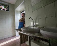 туалет, школа