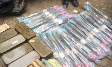 Військовослужбовці на Львівщині продавали викрадені боєприпаси (фото)