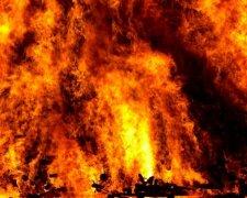 огонь, пламя, пожар