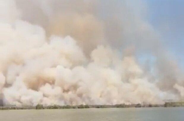 """Херсонщина в огне, стало известно о масштабах катастрофы и угрозах: """"Возник не случайно"""""""