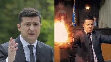 """""""Вы нас просто добиваете"""": украинка разочаровалась в """"ненастоящем"""" Зеленском"""