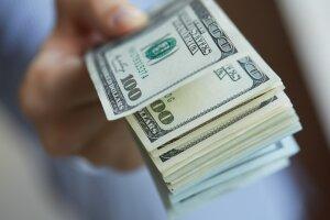 деньги, доллары
