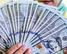 курс валют в украине, доллар