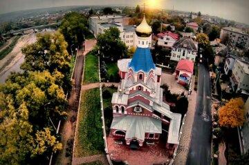 покров пресвятой богородицы, церковь, ужгород