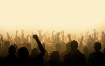 Люди-толпа