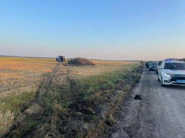 Автобус з хасидами розбився на українській трасі, вижили не всі: фото з місця подій
