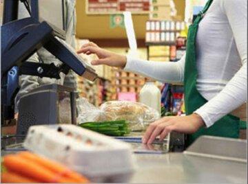 Кассир супермаркет