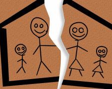 развод семья