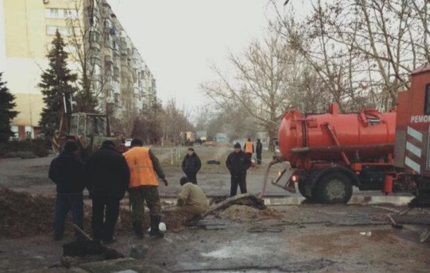 Підлітки ледь не залишили Дніпро без опалення: кадри і подробиці НП