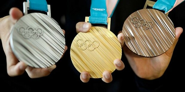 Олимпиада, зачеты, медали