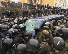 Киев-бойня-задержание Саакашвили