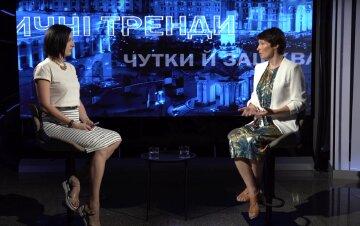 Манойленко розповіла про будівництва в центрі Києва: «Поверхи все будуються та будуються»