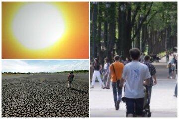 Украина переходит в зону сверхвысоких температур и катаклизмов: ученые грозят опустыниванием