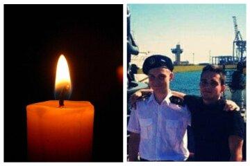"""Появилось фото 20-летнего моряка из Одессы, сгоревшем на судне: """"Был добрый и улыбчивый"""""""