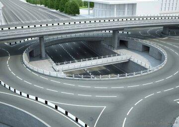 шулявский мост развязка