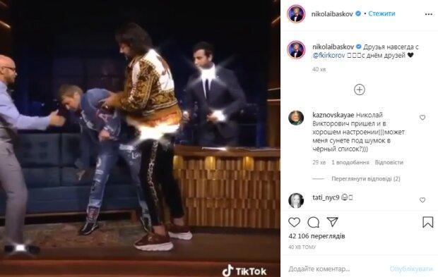Киркоров с Басковым устроили потасовку на шоу Урганта, видео безумия: «Два пожилых попугая»