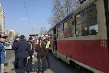 трамвай карантин