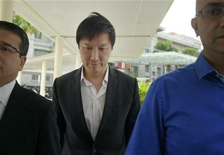 священник-коррупционер из Сингапура