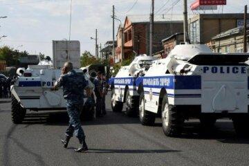 ереван полиция армения