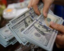 доллар деньги гривна