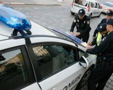 полиция, техосмотр