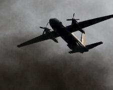 самолет-крушение