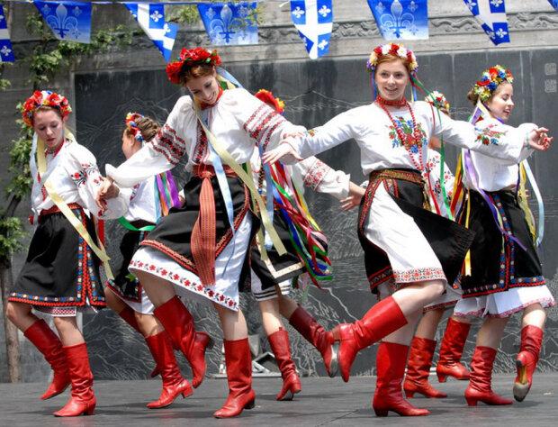 украинская песня
