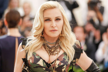 Безсоромна Мадонна шокувала своїми принадами на камеру: «потенціал ще огого!»