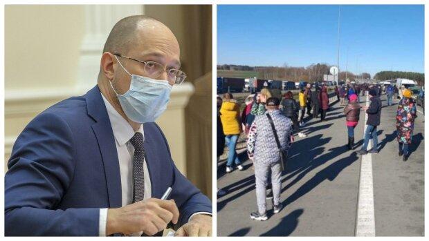 """Відкриття кордонів України, з'явилася важлива заява Шмигаля: """"Під загрозою опиниться..."""""""