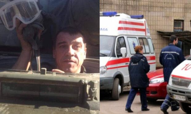 """В Киеве врачи выбросили на улицу избитого ветерана АТО: """"Три года защищал Украину на передовой"""""""