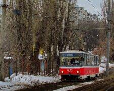 трамвай харьков
