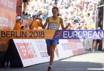 Украинский легкоатлет завоевал первую медаль на чемпионате Европы
