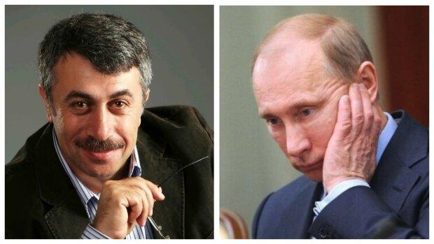 """Доктору Комаровському росіяни зробили скандальну пропозицію, у Путіна немає шансів: """"Будьте нашим..."""""""
