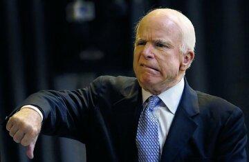сенатор Маккейн